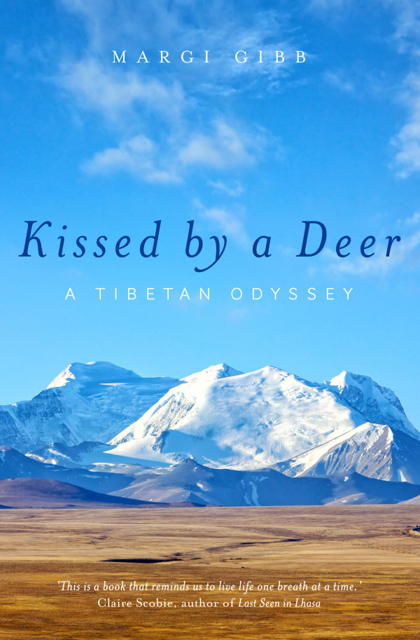 Kissed by a Deer_cover  for publicity