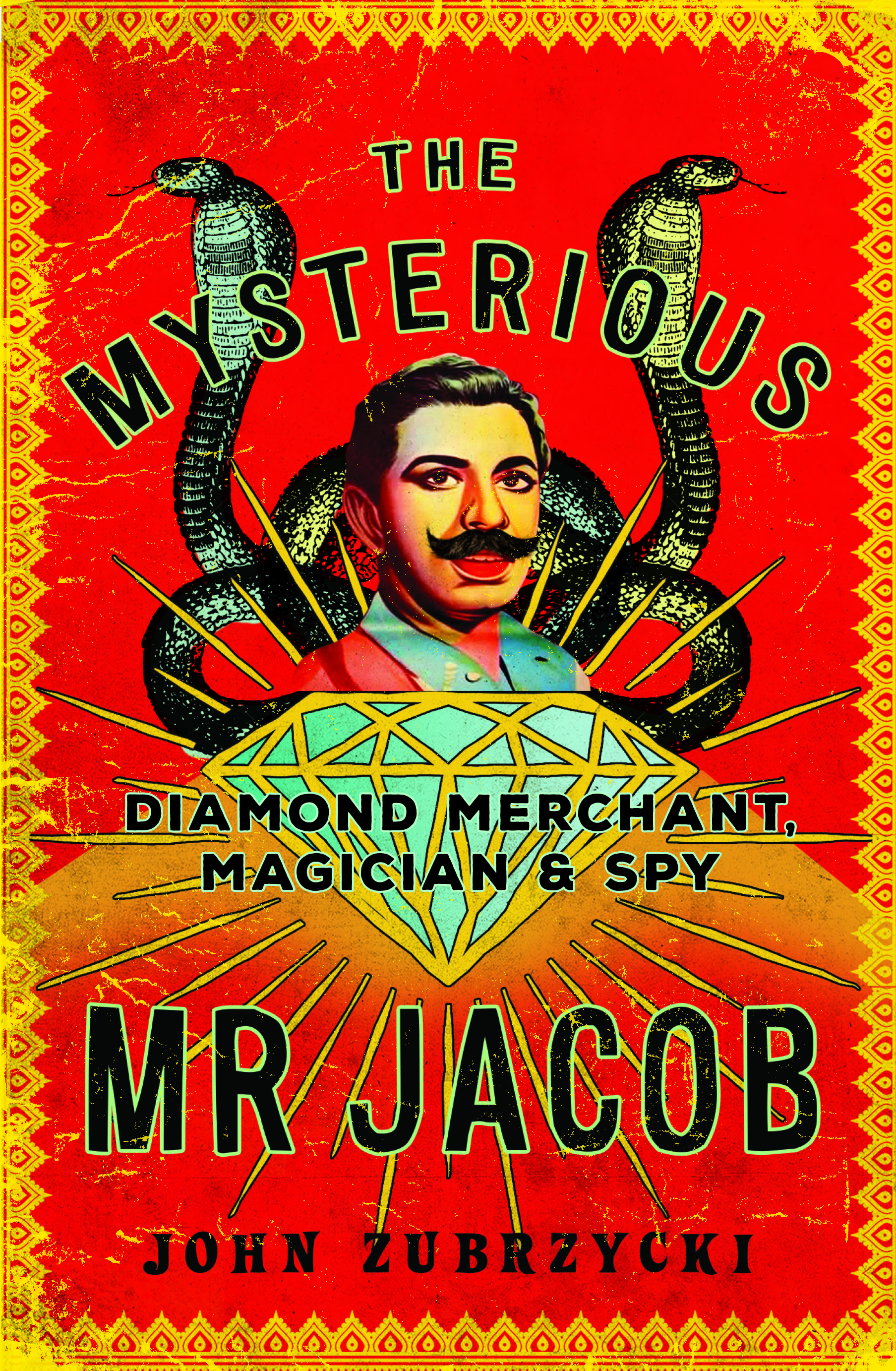 Launch of The Mysterious Mr Jacob