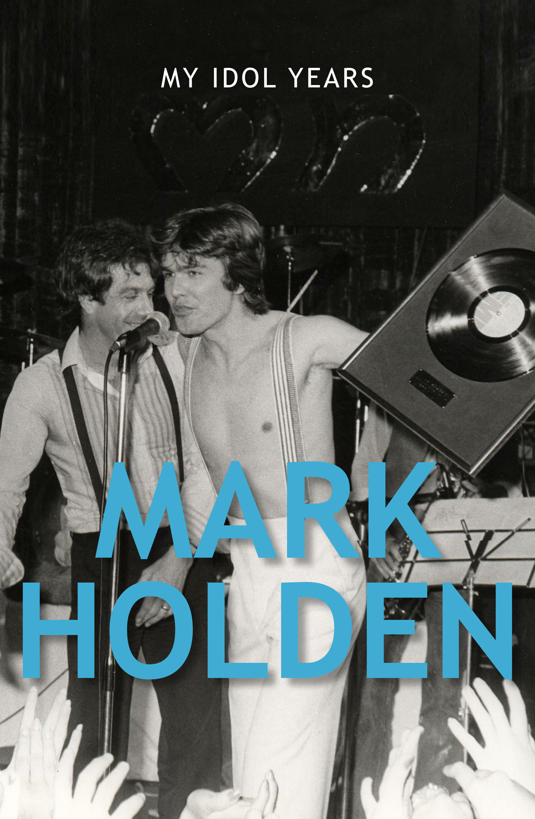 Launch of My Idol Years by Mark Holden