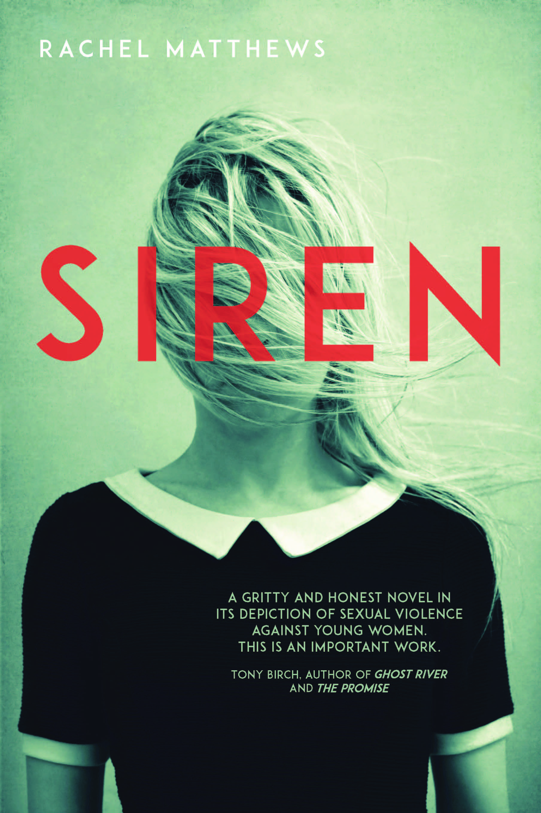 Launch of Siren by Rachel Matthews