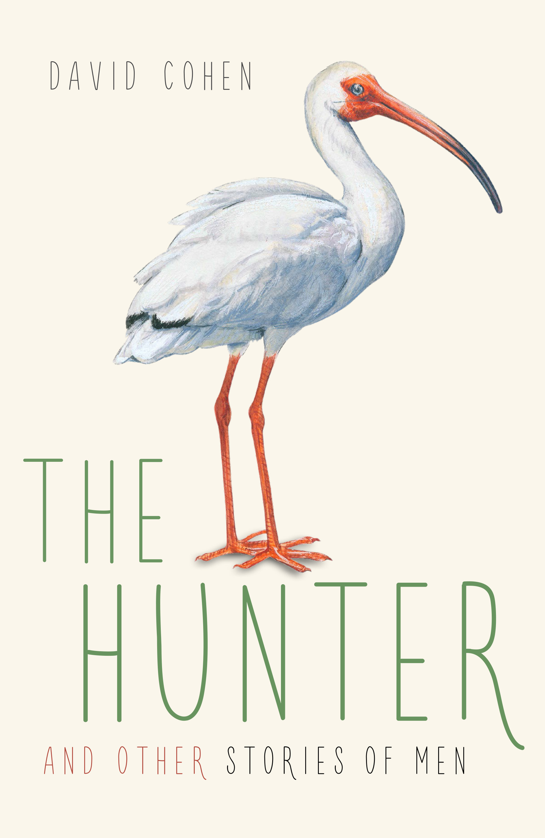 Launch of The Hunter by David Cohen