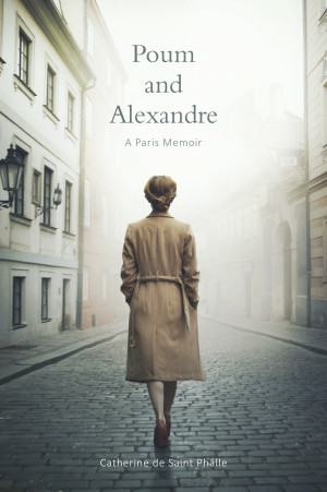 Poum and Alexandre front cover
