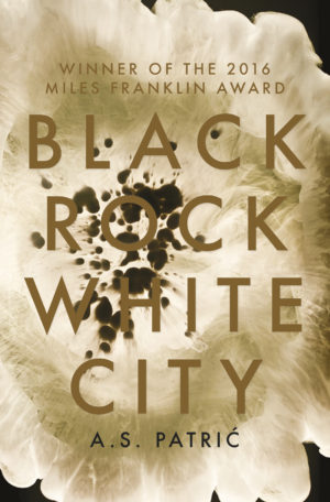 Black Rock White City_winner cover bronze text