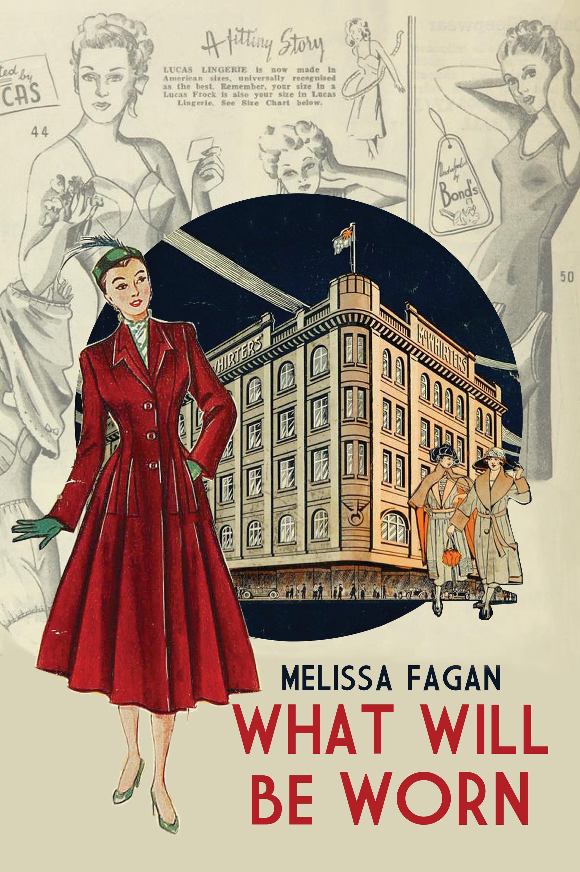 Melissa Fagan in conversation with Delia Falconer