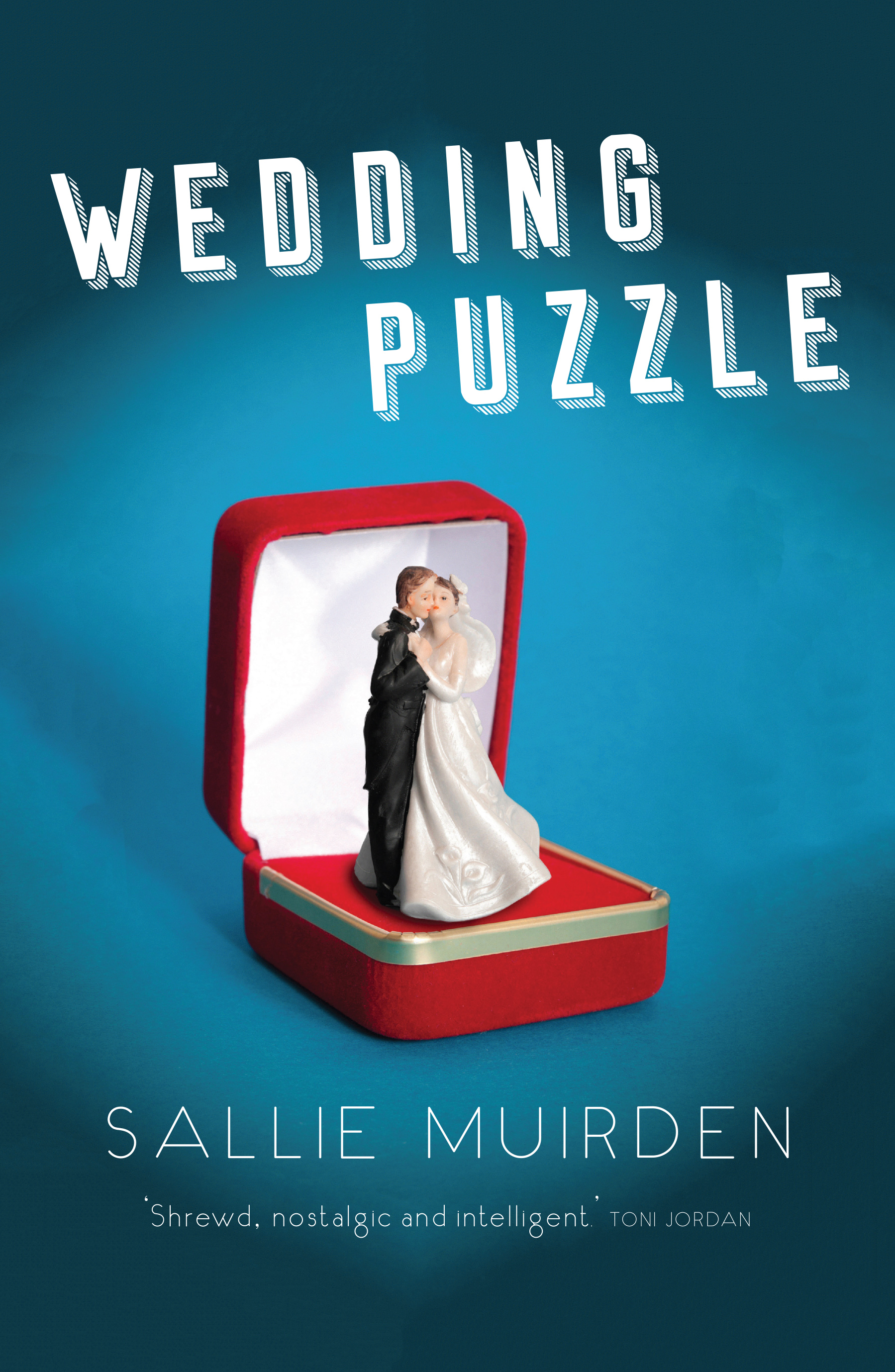 Wedding Puzzle by Sallie Muirden   Conversation and Book Launch