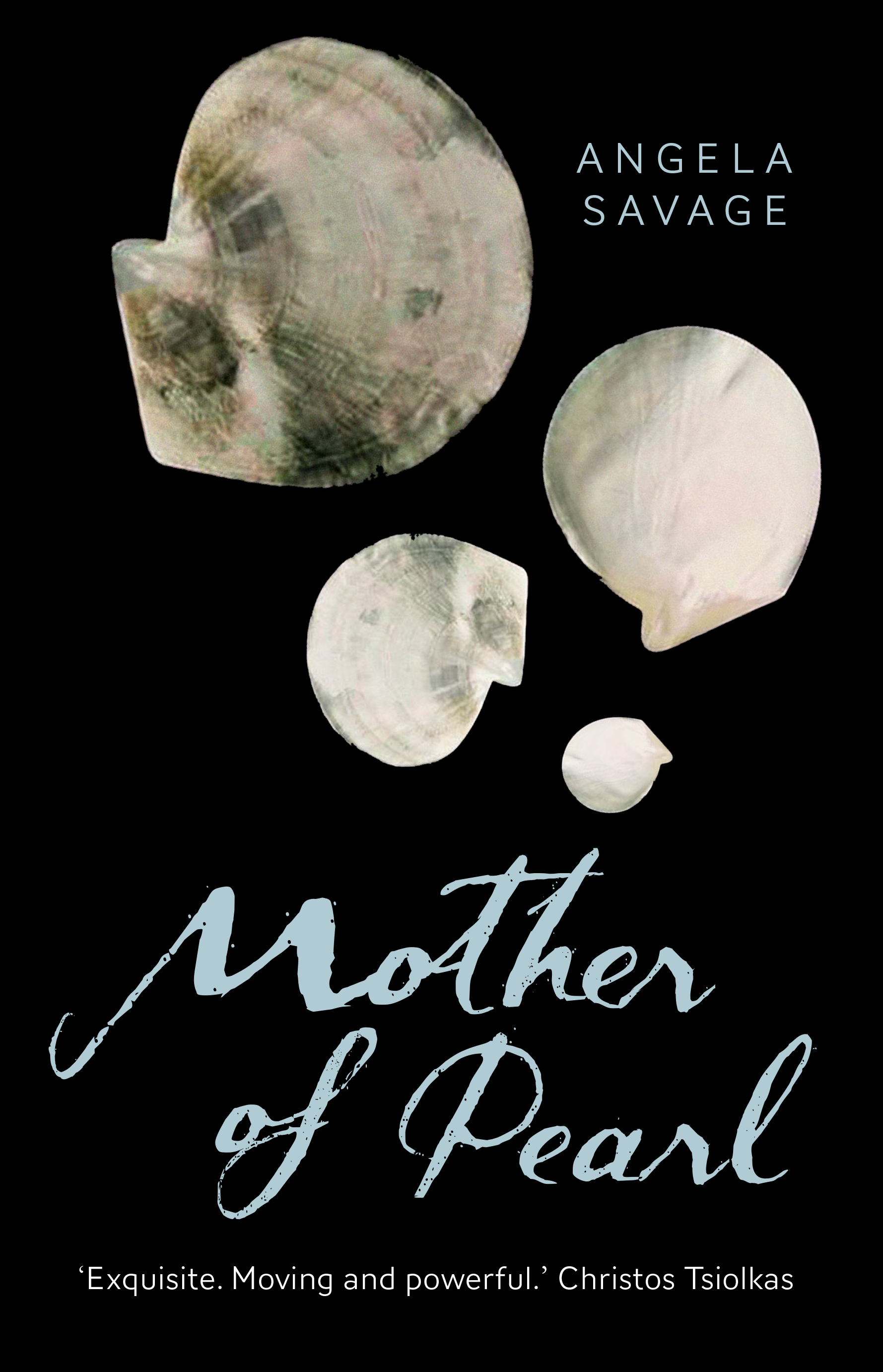 Launch of Mother of Pearl by Angela Savage