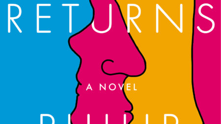 Philip Salom's The Returns longlisted for The Miles Franklin Award 2020