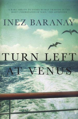 Turn Left at Venus_cover for publicity