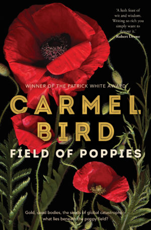 Field of Poppies cover for publicity