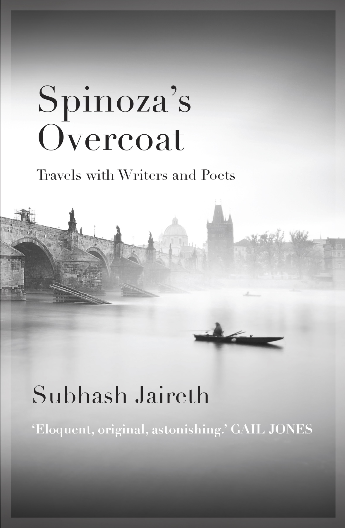 Spinoza's Overcoat: Travels with Writers and Poets Book Launch