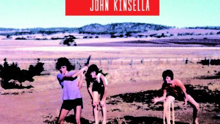 Displaced by John Kinsella longlisted for The Mark & Evette Moran Nib Literary Award 2020