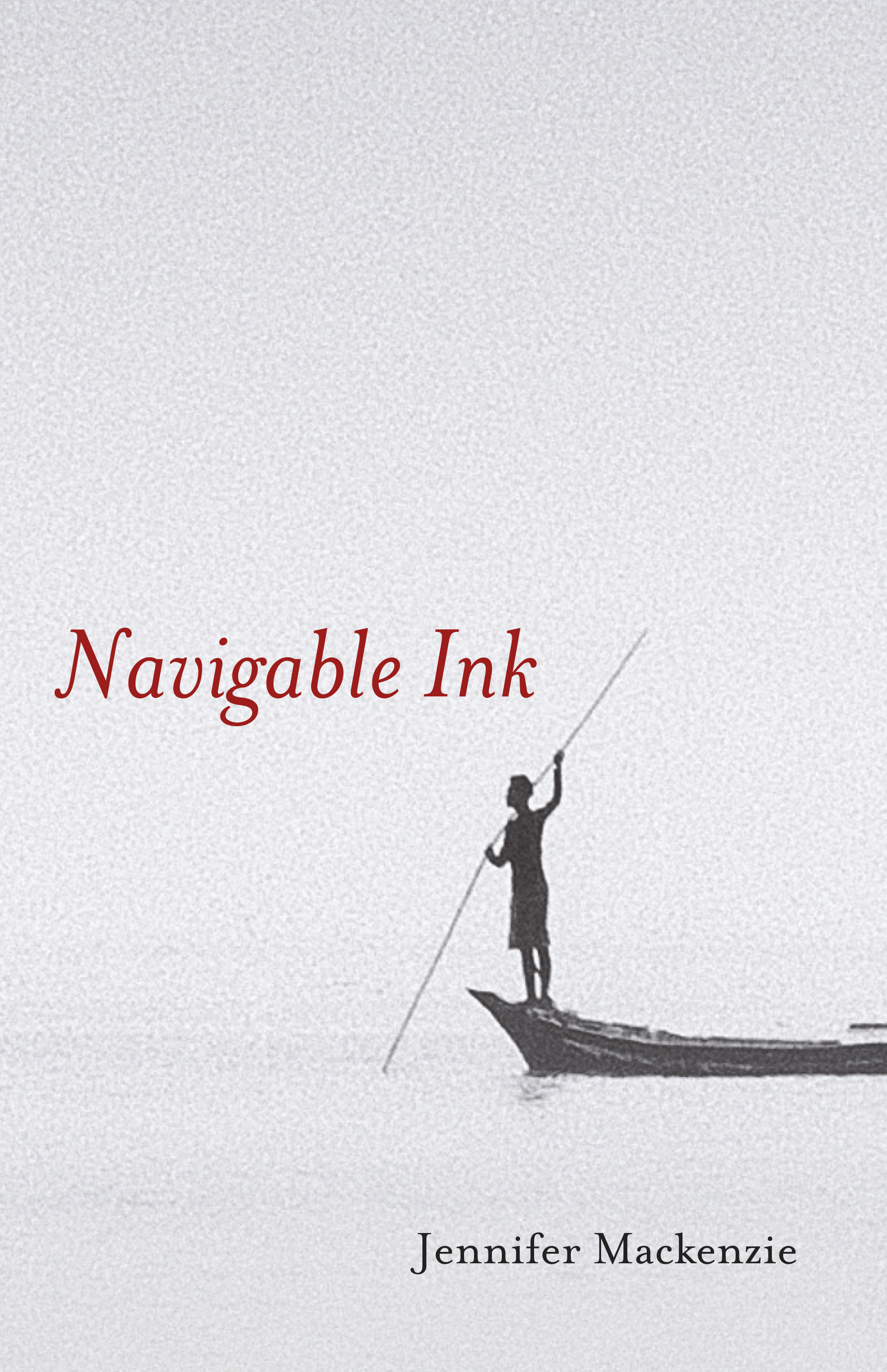 Launch of Navigable Ink by Jennifer Mackenzie