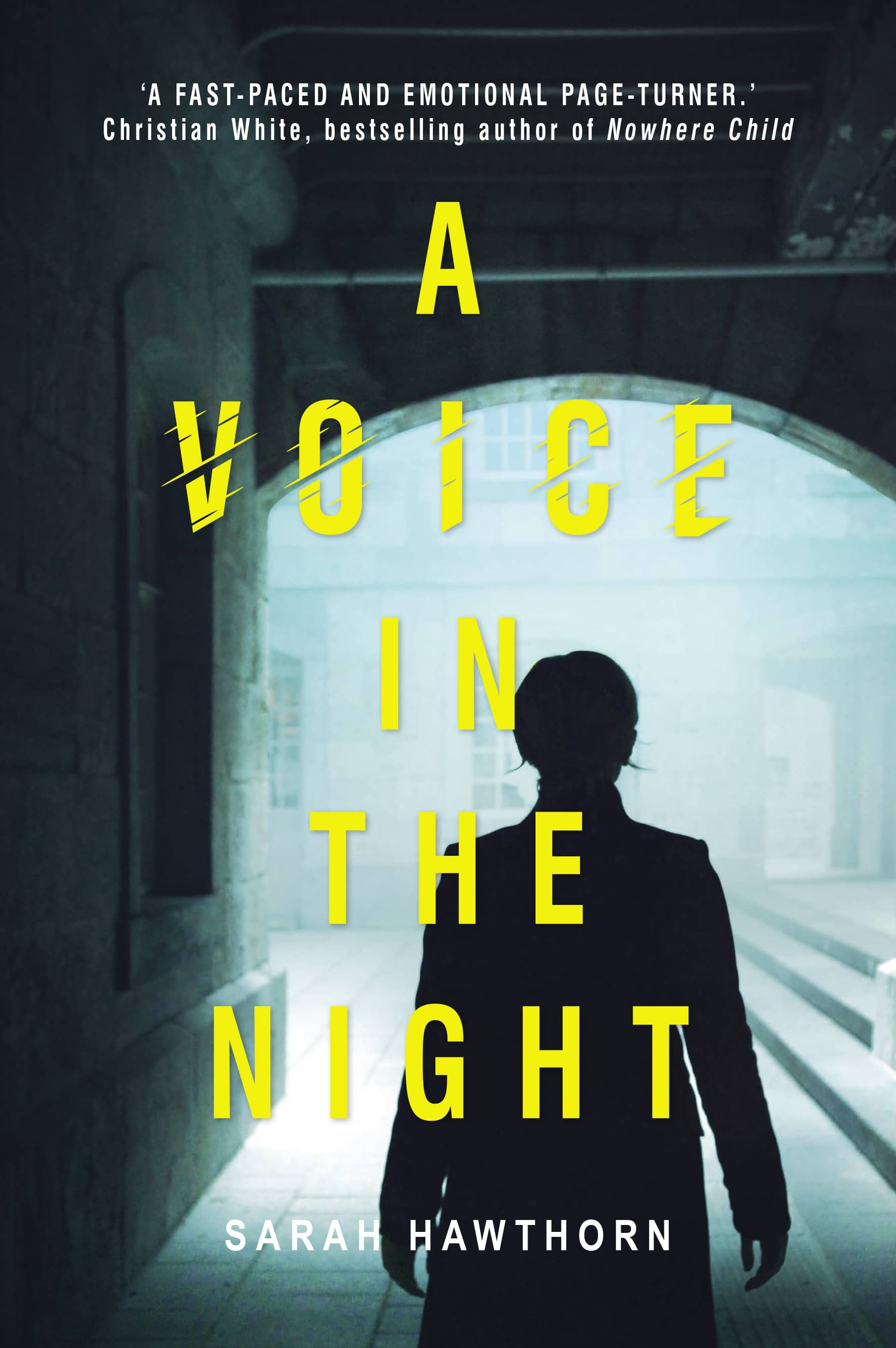 A Bundanoon event  to celebrate the launch of A Voice in The Night