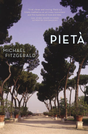 Pieta frontcover for publicity